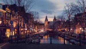 sylwester w holandii