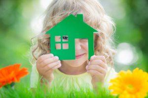 dom w stylu eko